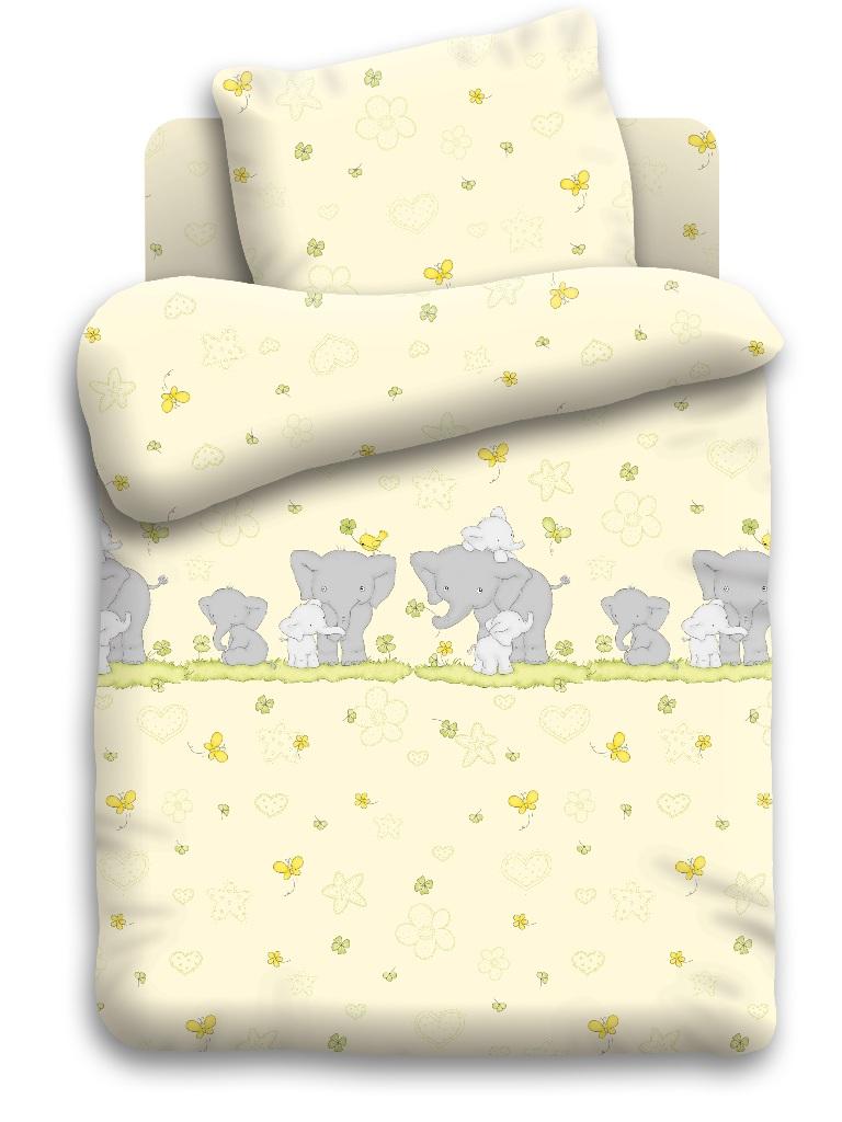 Непоседа Комплект белья для новорожденных Нежность