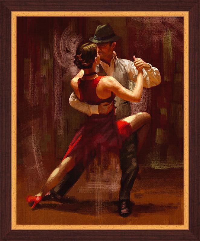 """Картина Postermarket """"Фантазия танго"""", 40 х 50 см. PM-4026"""