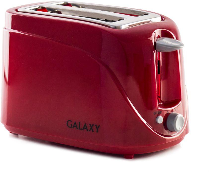 Galaxy GL 2902, Red тостер