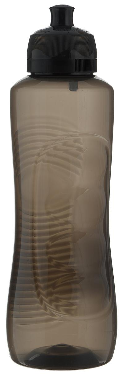Бутылка для воды Sistema Twist 'n' Sip, цвет: черный, 800 мл бутылка для воды sistema цвет фиолетовый 350 мл