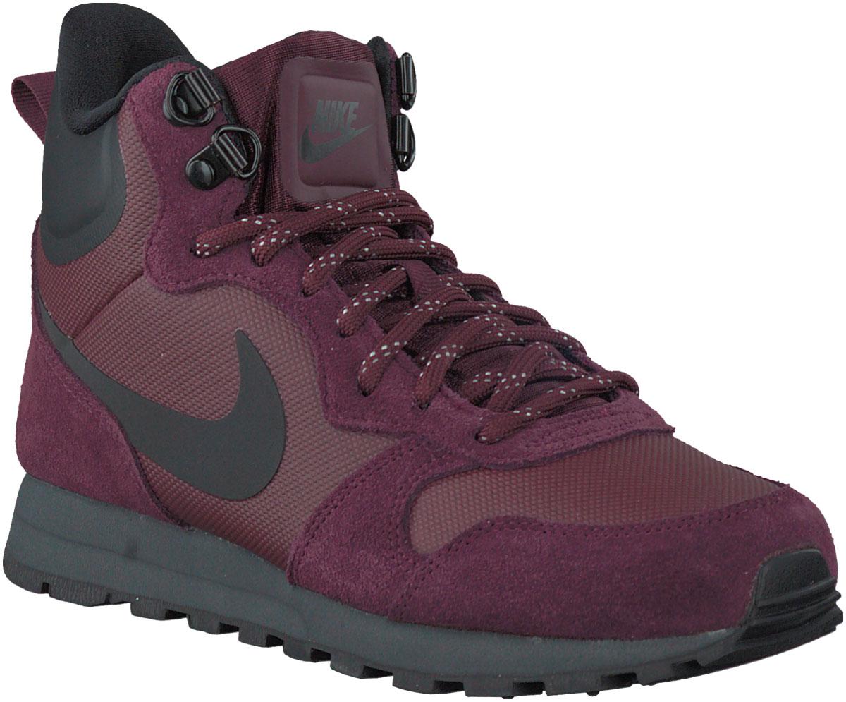 347ec3a7 Кроссовки Nike MD Runner 2 Mid Premium — купить в интернет-магазине OZON.ru  с быстрой доставкой