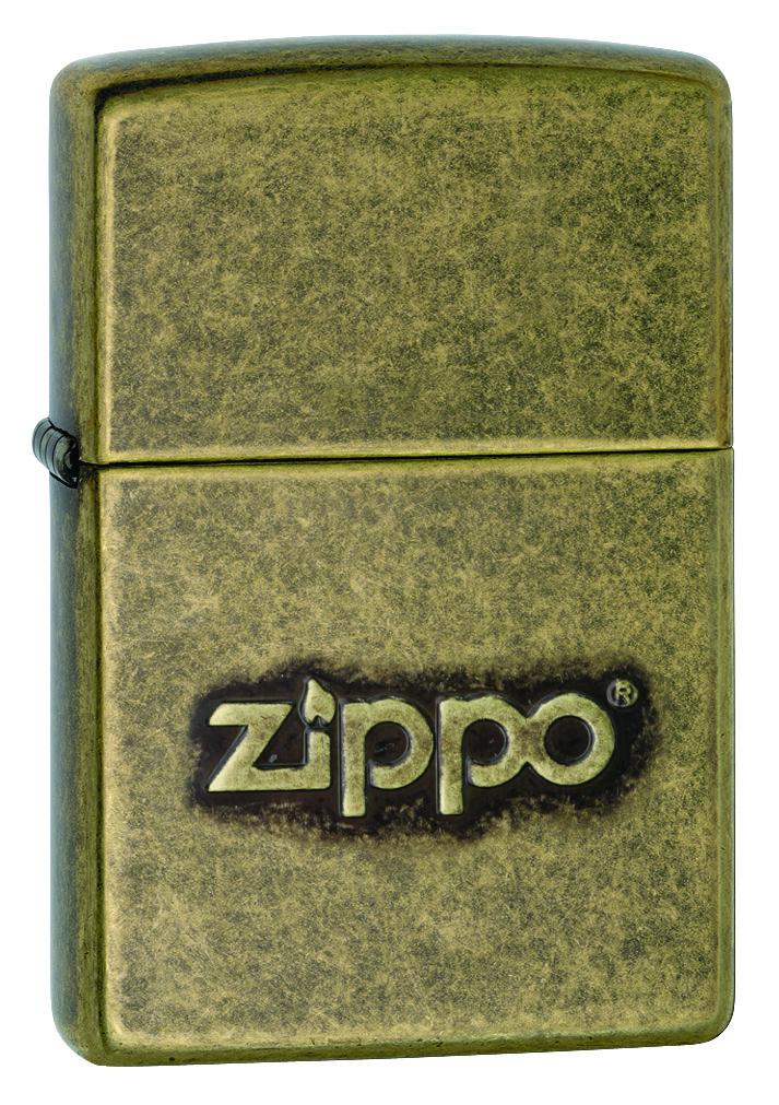 """Зажигалка Zippo """"Classic"""", 3,6 х 1,2 х 5,6 см. 28994"""