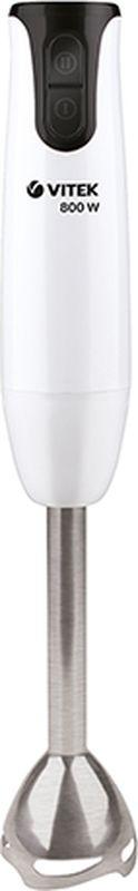 Блендер Vitek VT-3428 W, погружной недорго, оригинальная цена