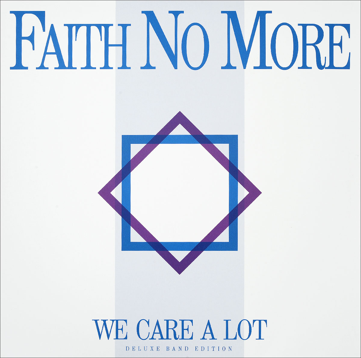 Фото - Faith No More Faith No More. We Care A Lot. Deluxe Band Edition (2 LP + CD) 200pcs lot cd4011be cd4011 cd4011b quad 2 input nor gate dip 14 cd digital ic