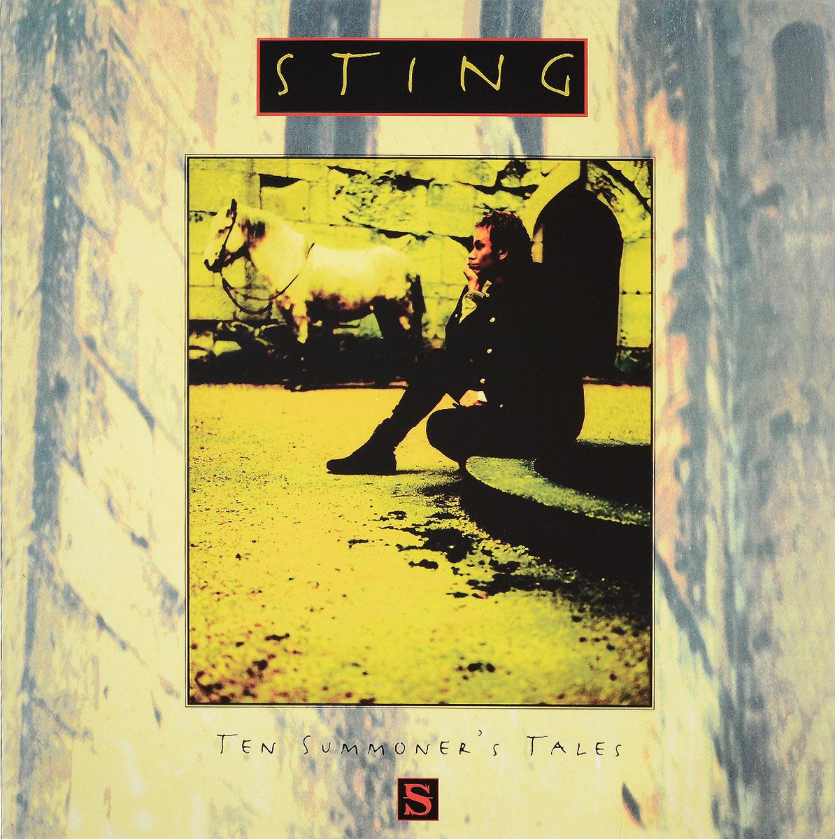 Стинг Sting. Ten Summoner's Tales (LP) цена