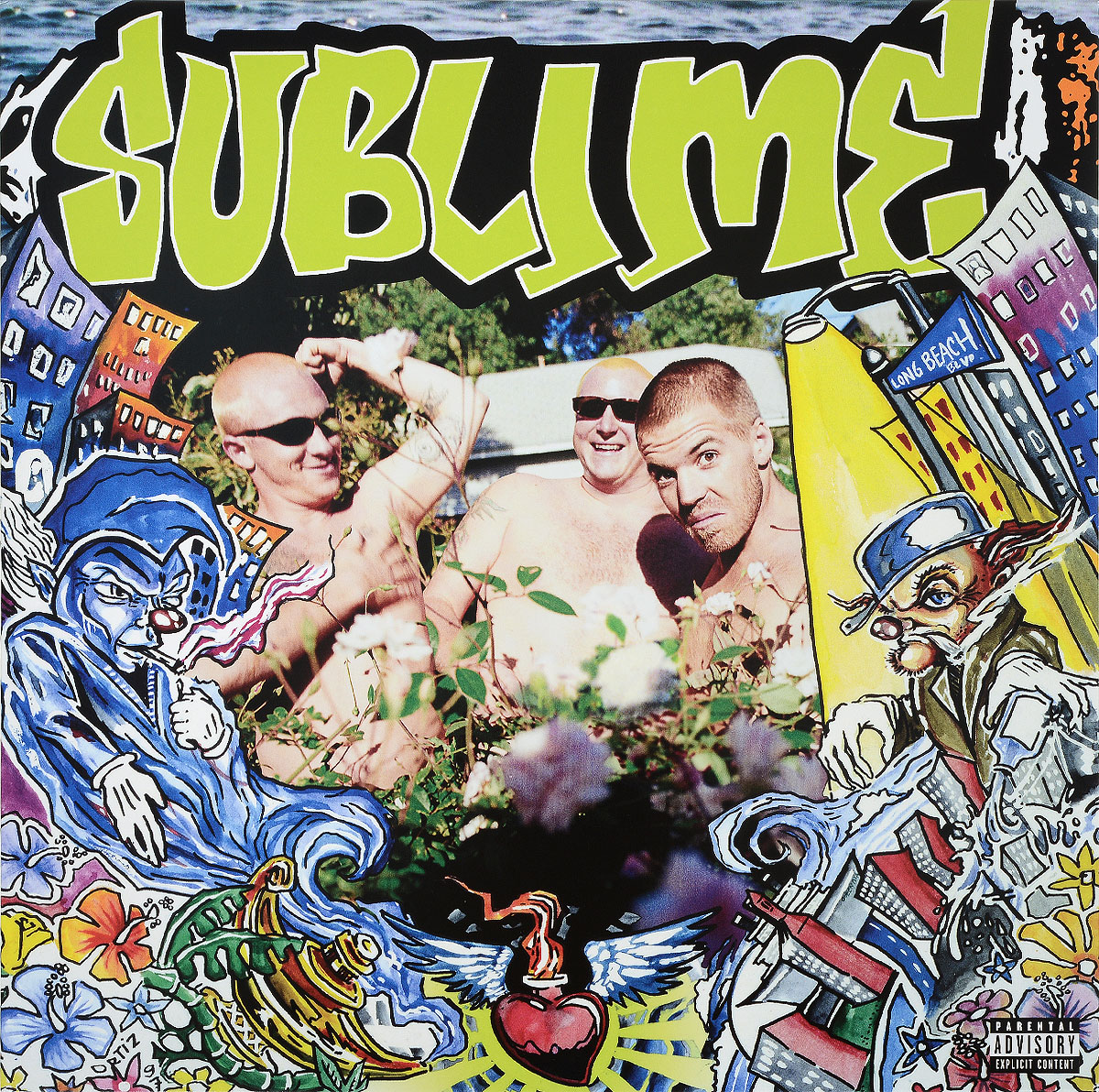Sublime Sublime. Second-Hand Smoke (2 LP) sublime sublime gold definitive collection 2 cd