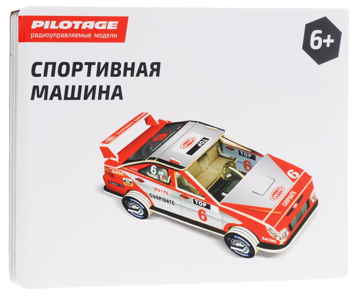 Pilotage 3D Пазл Big S Спортивная машина
