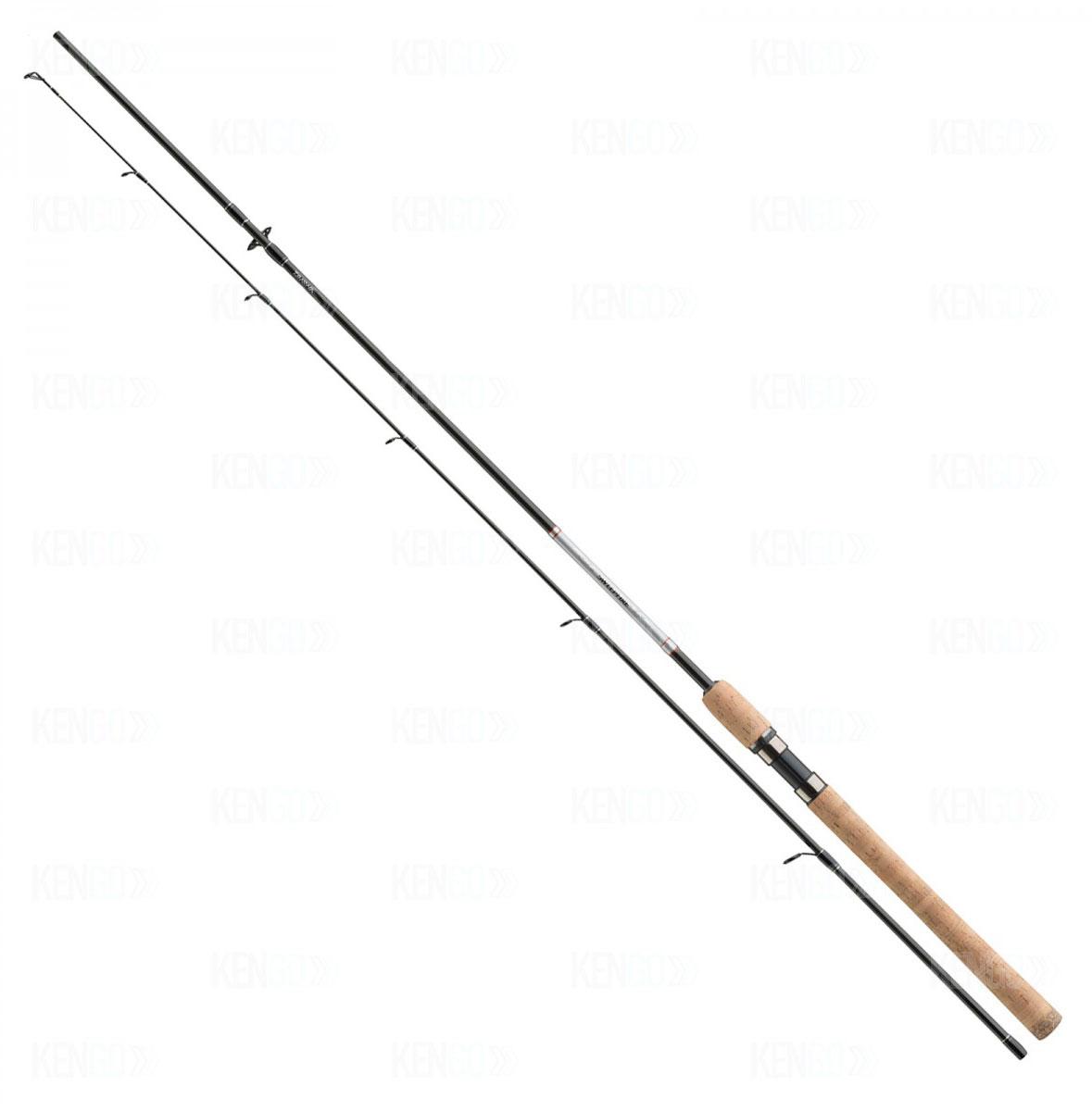 Спиннинг штекерный Daiwa Sweepfire, 2,4 м, 5-25 г удилище спиннинговое daiwa sweepfire sw902mlfs