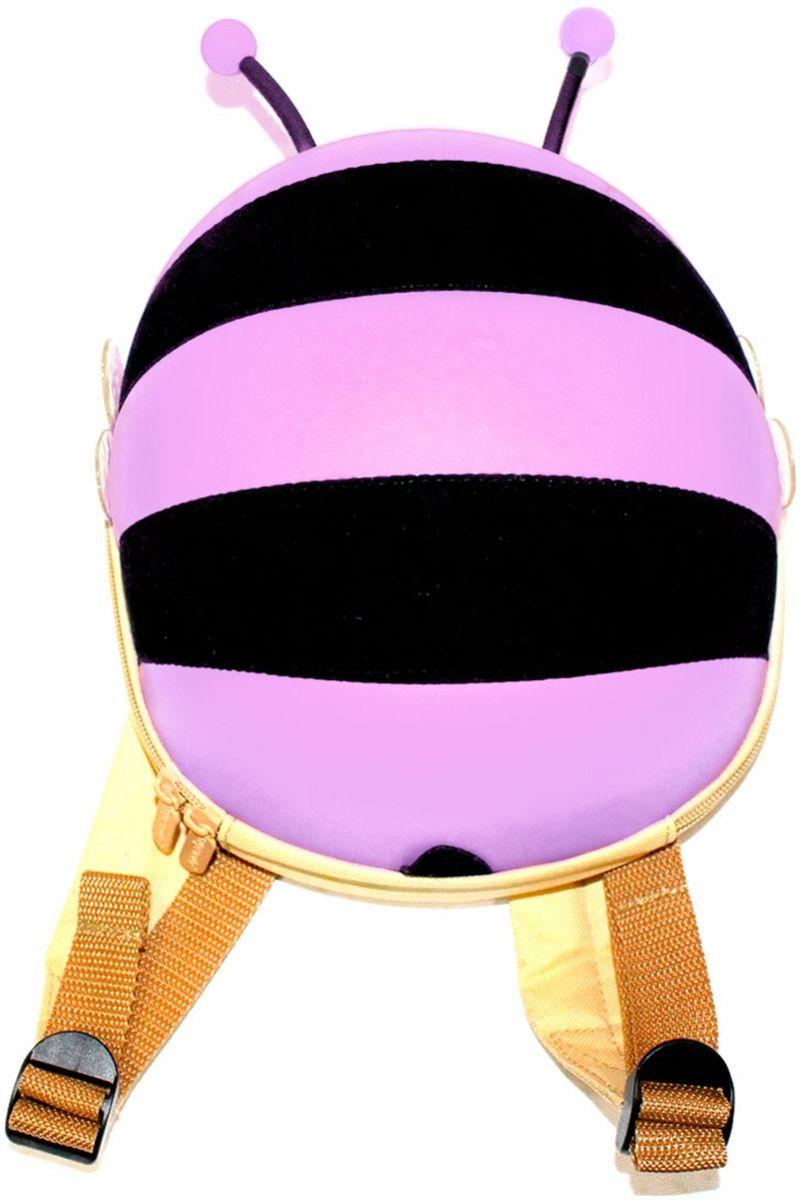 Bradex Ранец детский Пчелка цвет сиреневый bradex ранец детский пчелка цвет сиреневый