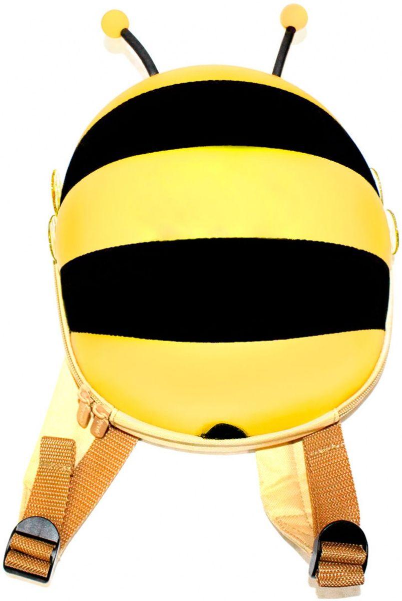 Bradex Ранец детский Пчелка цвет желтый bradex ранец детский пчелка цвет сиреневый