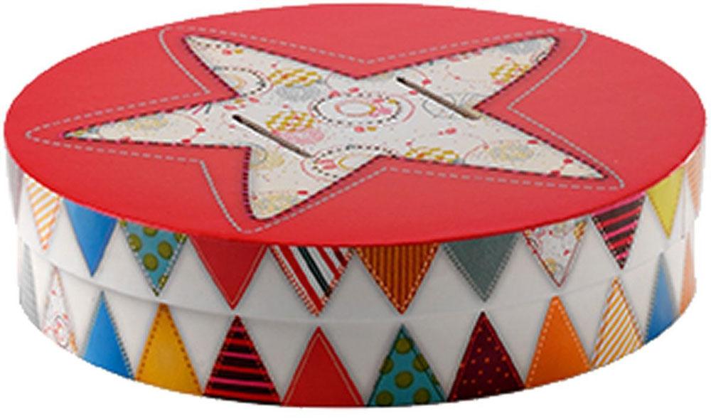 Lilliputiens 3D Пазл для малышей В гостях у цирка! цена
