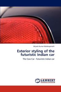 Exterior Styling of the Futuristic Indian Car