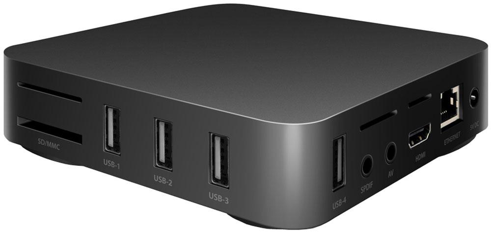 Медиаплеер IconBIT XDS84K, Black цена