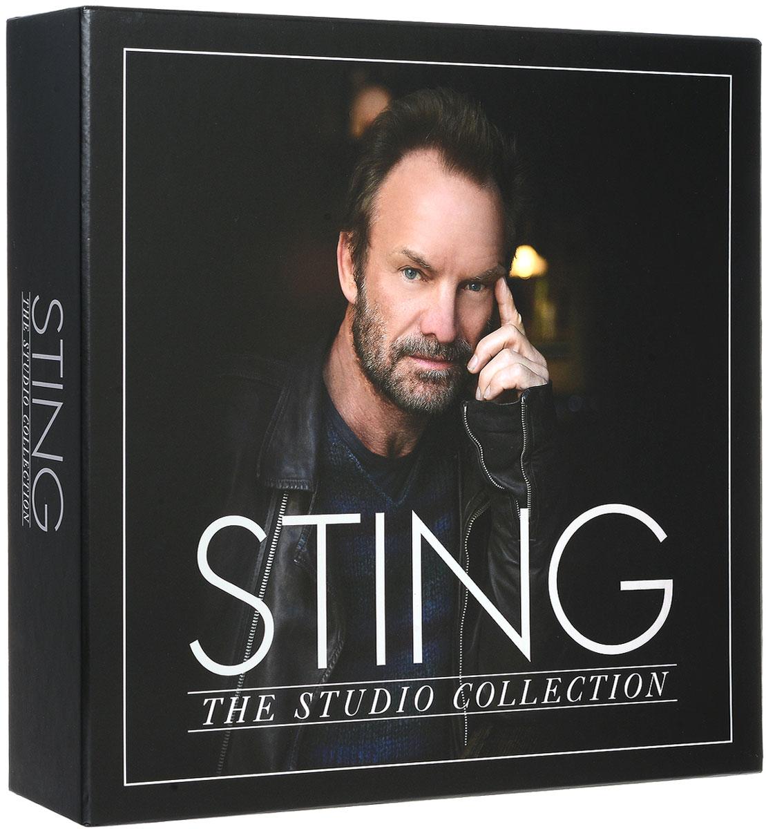 Стинг Sting. The Studio Collection (11 LP)