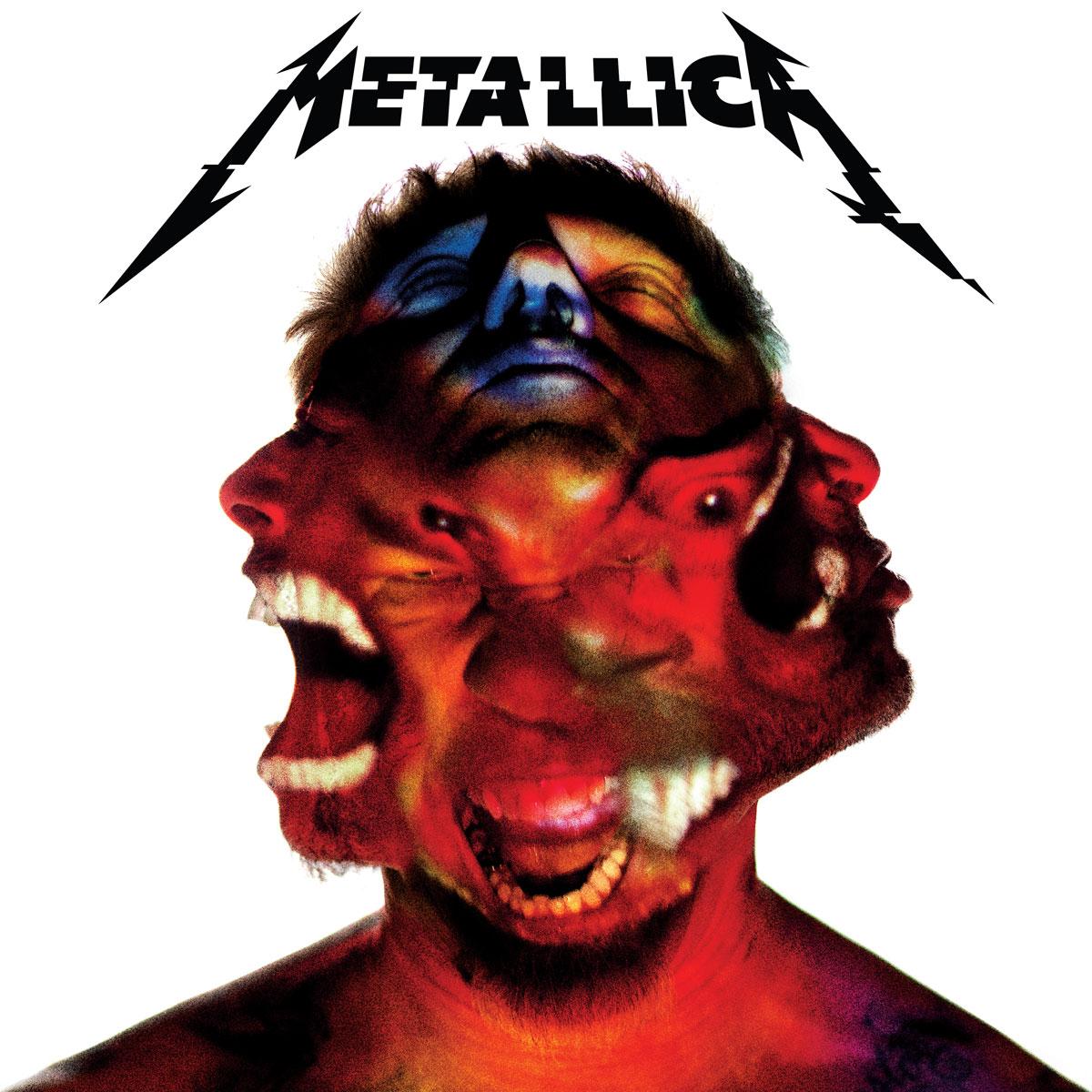 Metallica. Hardwired...To Self-Destruct. Deluxe Vinyl Бокс (3 LP)