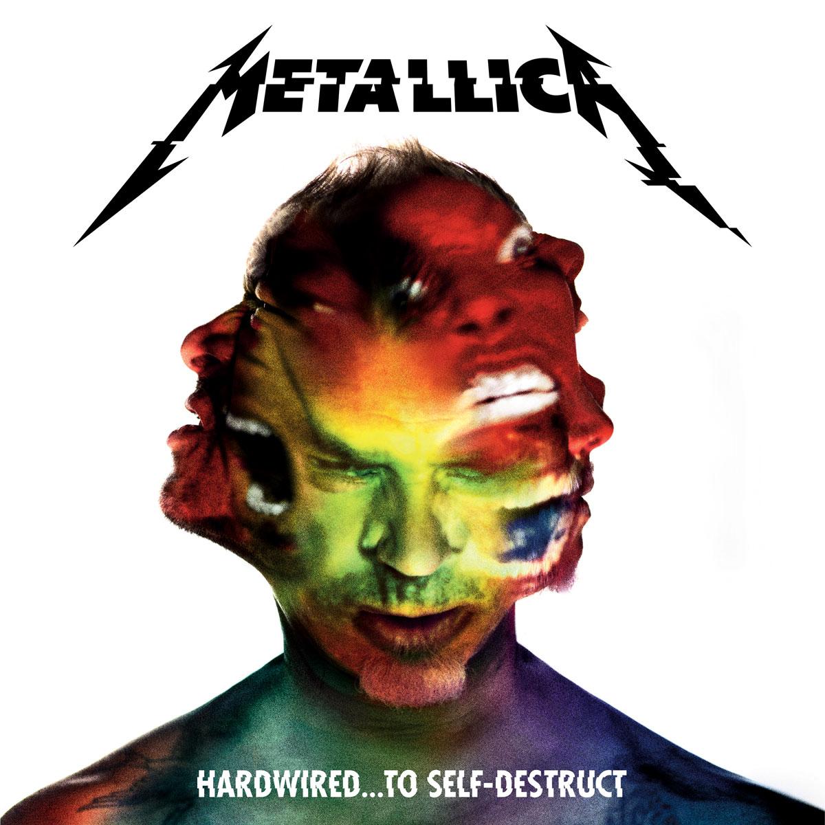 Metallica. Hardwired...To Self-Destruct. Coloured Vinyl Red (2 LP)