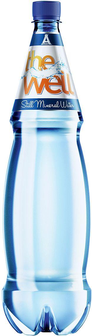 Well Still вода негазированная минеральная столовая природная, 1,5 л