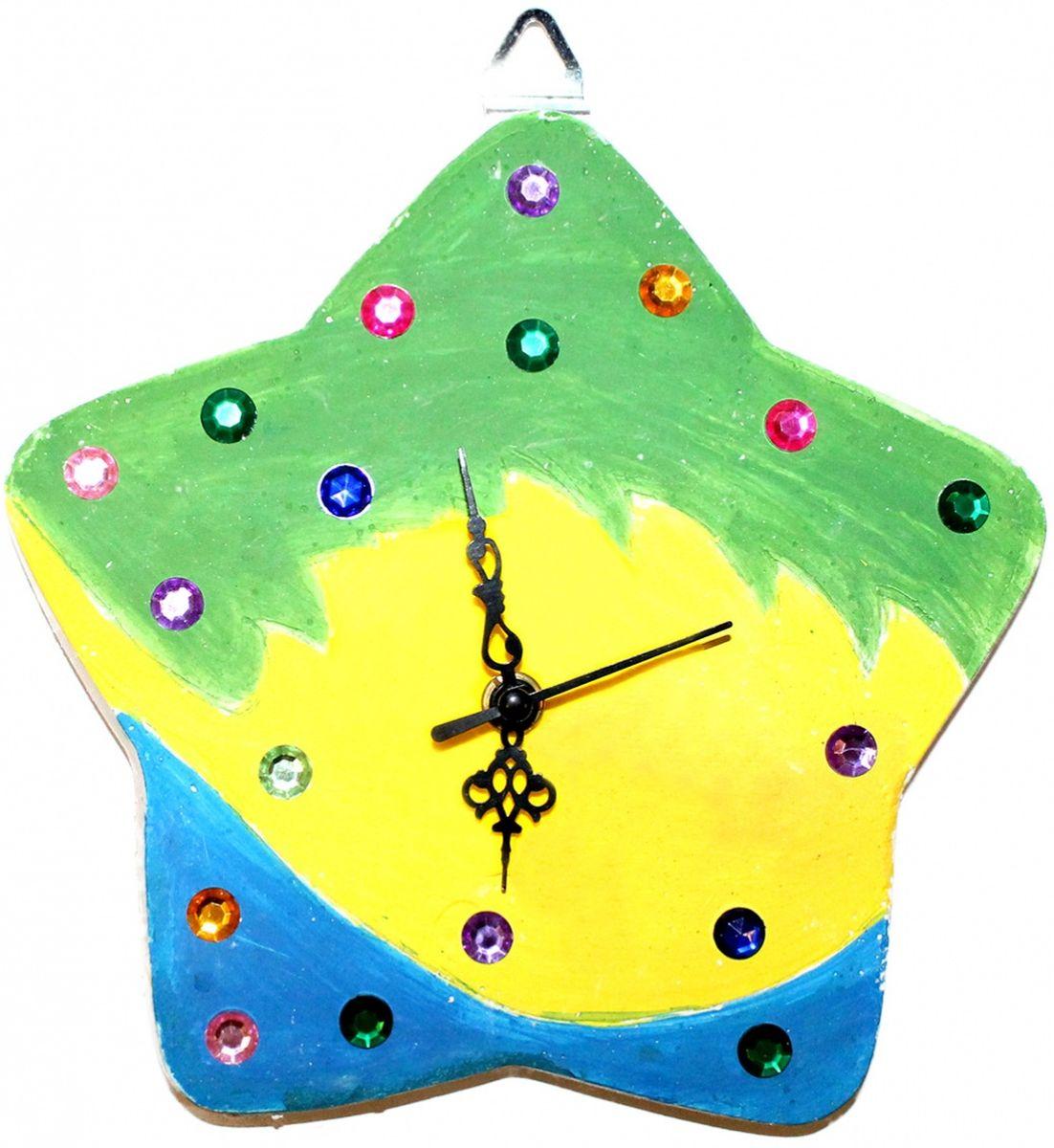 Bradex Набор для творчества Арт-часы Звезда присоски для крепления 2 шт bradex