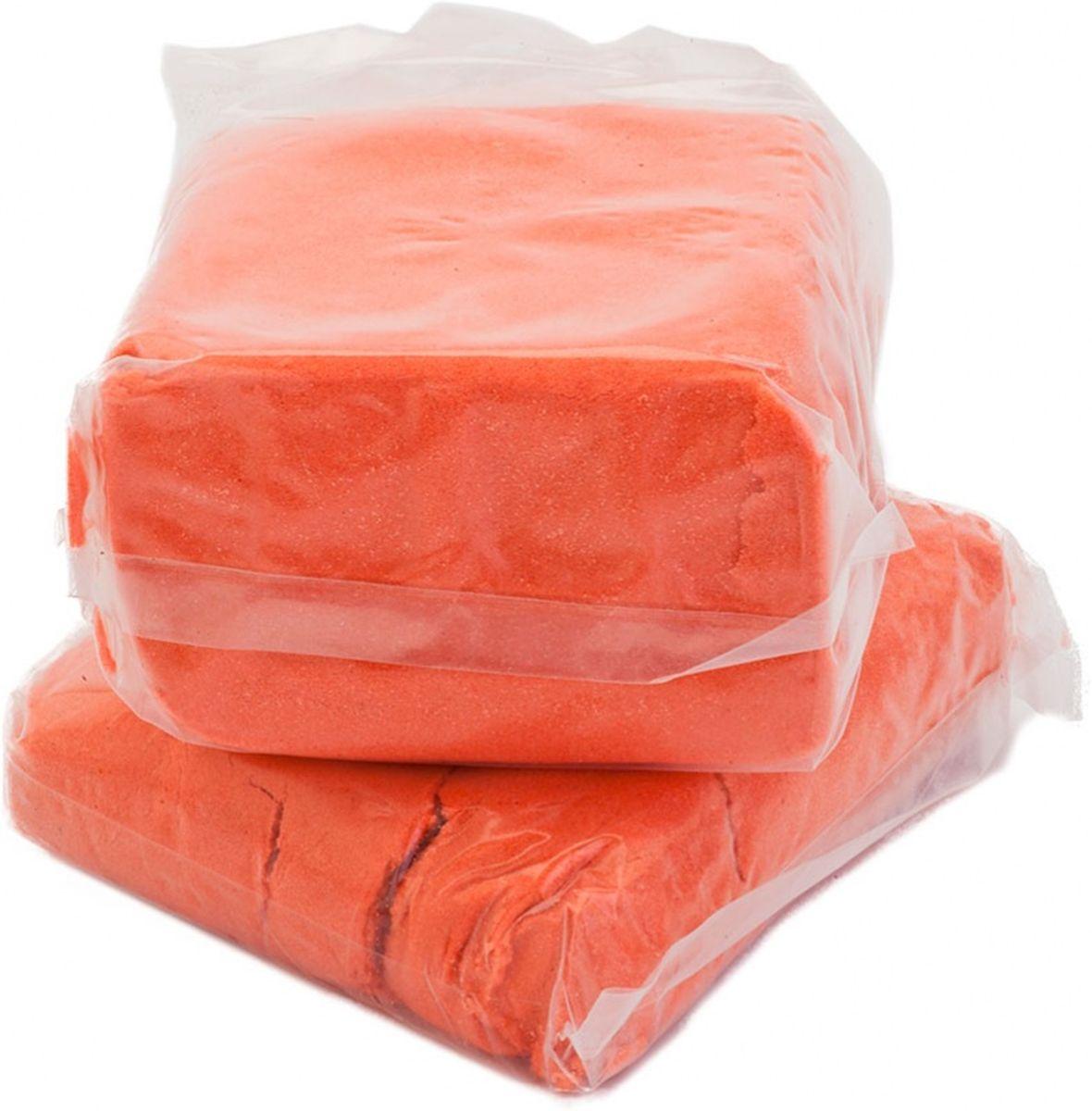 Bradex Песок для игры Чудо-песок цвет оранжевый 1 кг