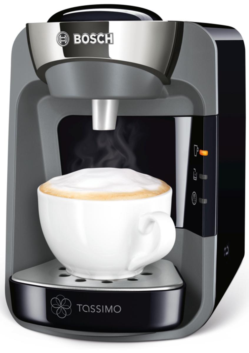 Кофеварка Bosch TAS3202, Black Bosch GmbH