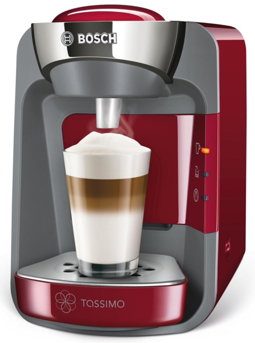 Кофеварка Bosch TAS3203, Red Bosch GmbH