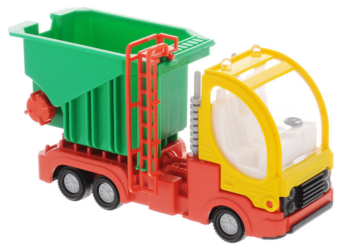 Форма Дорожная машина цвет красный зеленый желтый