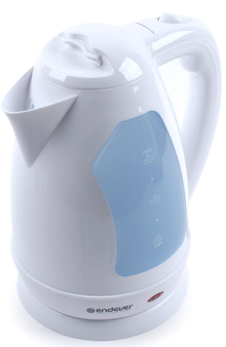 Электрический чайник Endever KR-353 чайник endever skyline kr 300g