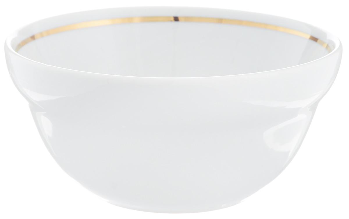 Салатник Фарфор Вербилок, 360 мл блюдо для яиц фарфор вербилок розовые герберы 26351660уп
