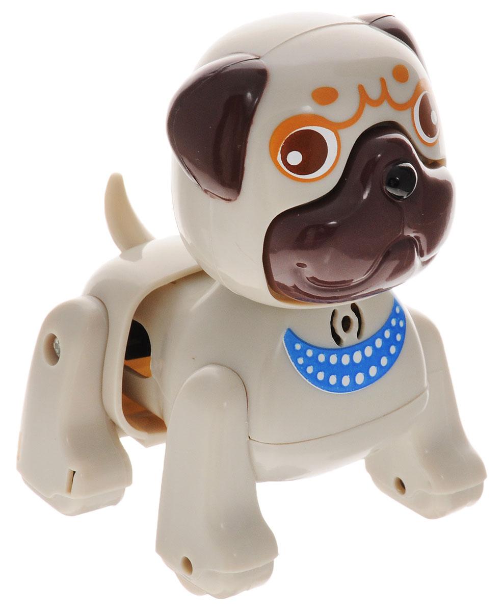 DigiFriends Интерактивная игрушка Щенок Мопс