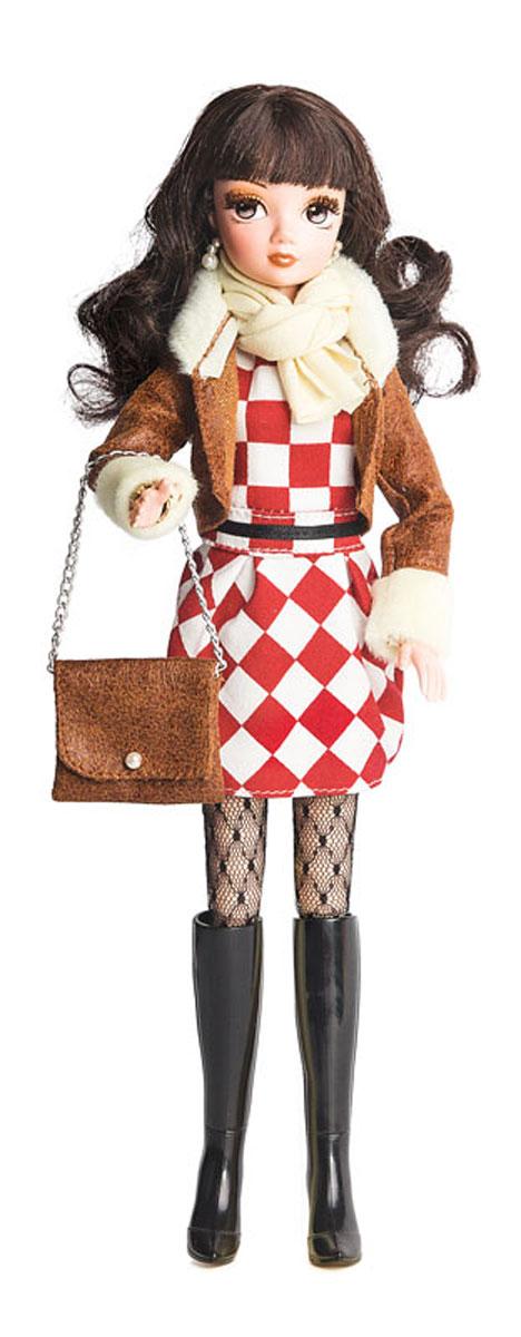 Sonya Rose Кукла Daily Collection в кожаной куртке купить кожаную куртку мужскую на садоводе цены