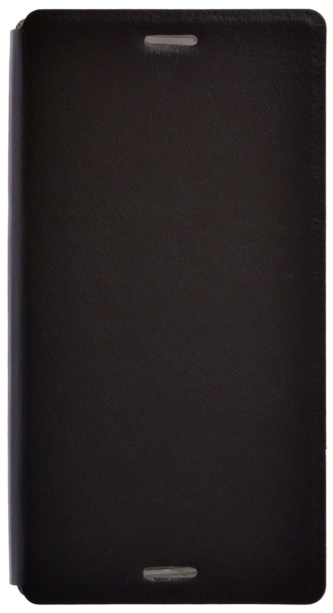 Skinbox Lux чехол для Sony Xperia X Compact, Black стоимость