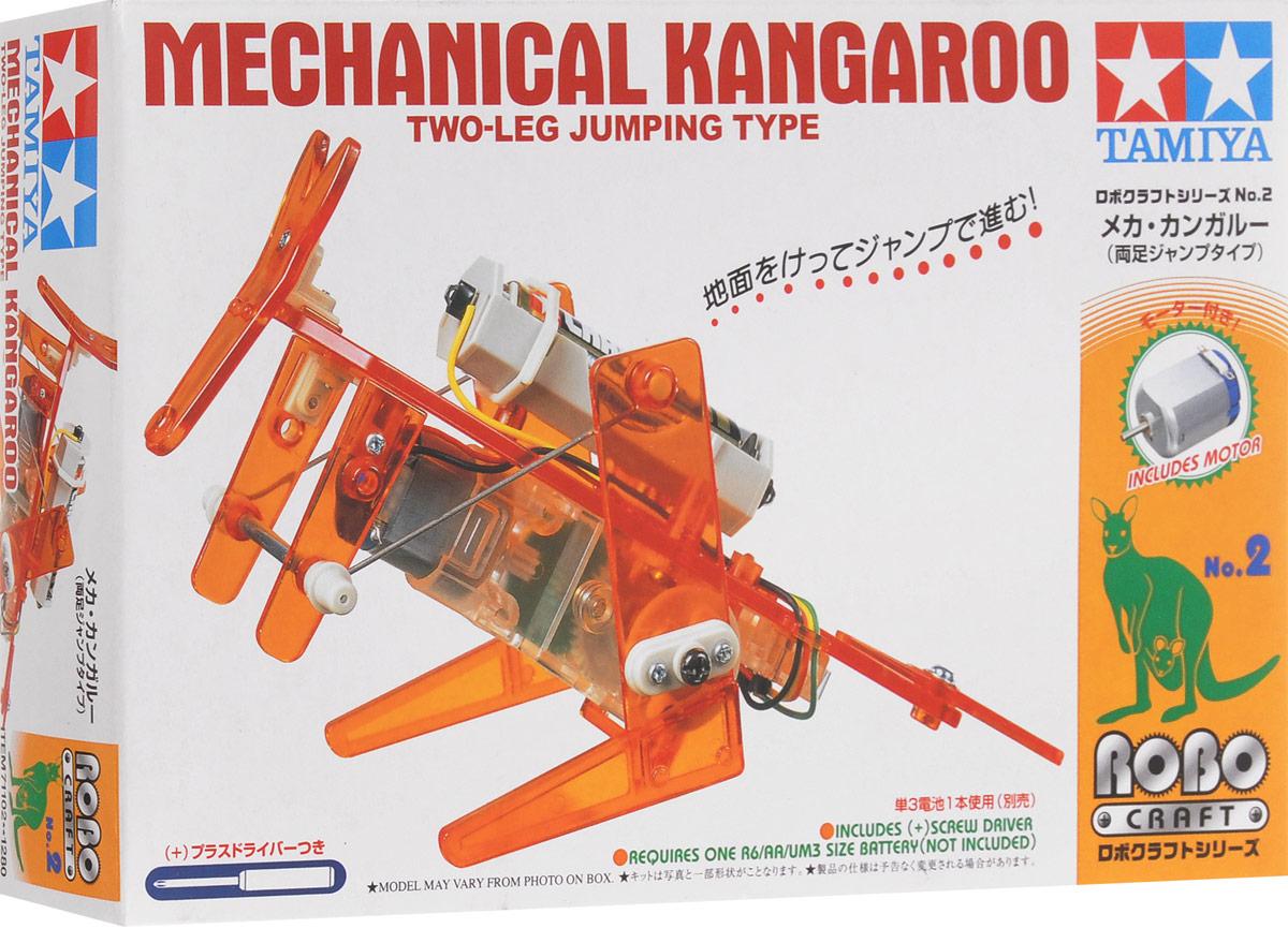 Tamiya Конструктор Mechanical Kangaroo автомобиль на электро радиоуправлении tamiya tamiya 56342 56335 tamiya 1851