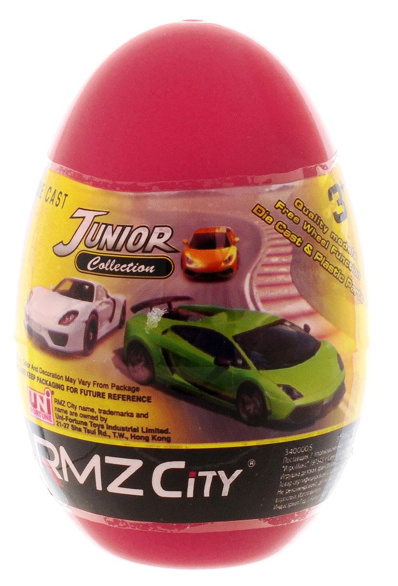 Uni-Fortune Toys Яйцо с моделью автомобиля цвет красный
