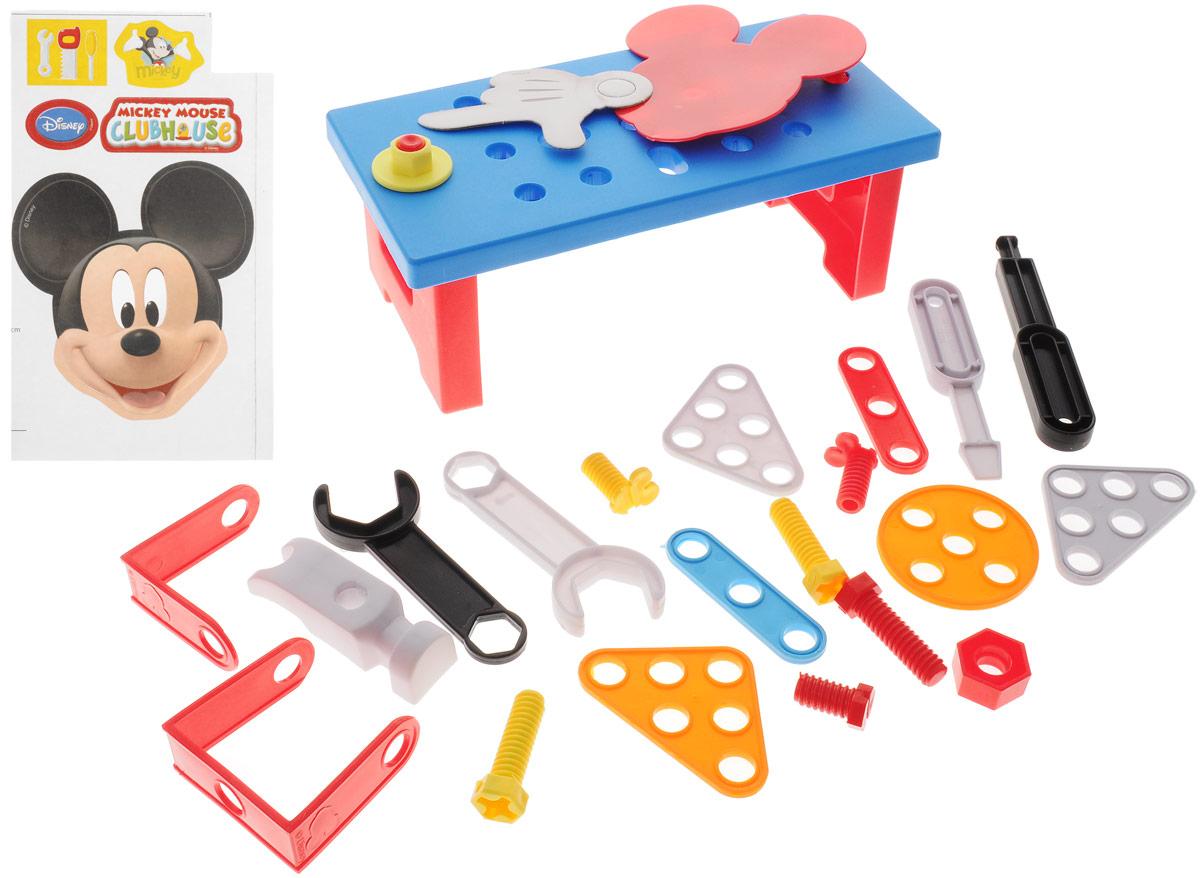 Bildo Игровой набор инструментов с тележкой Микки Маус