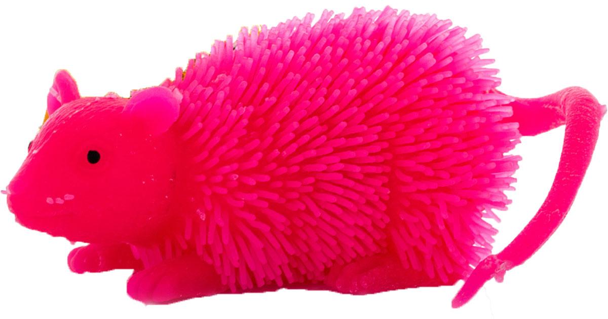 HGL Фигурка Мышь с подсветкой цвет розовый стоимость
