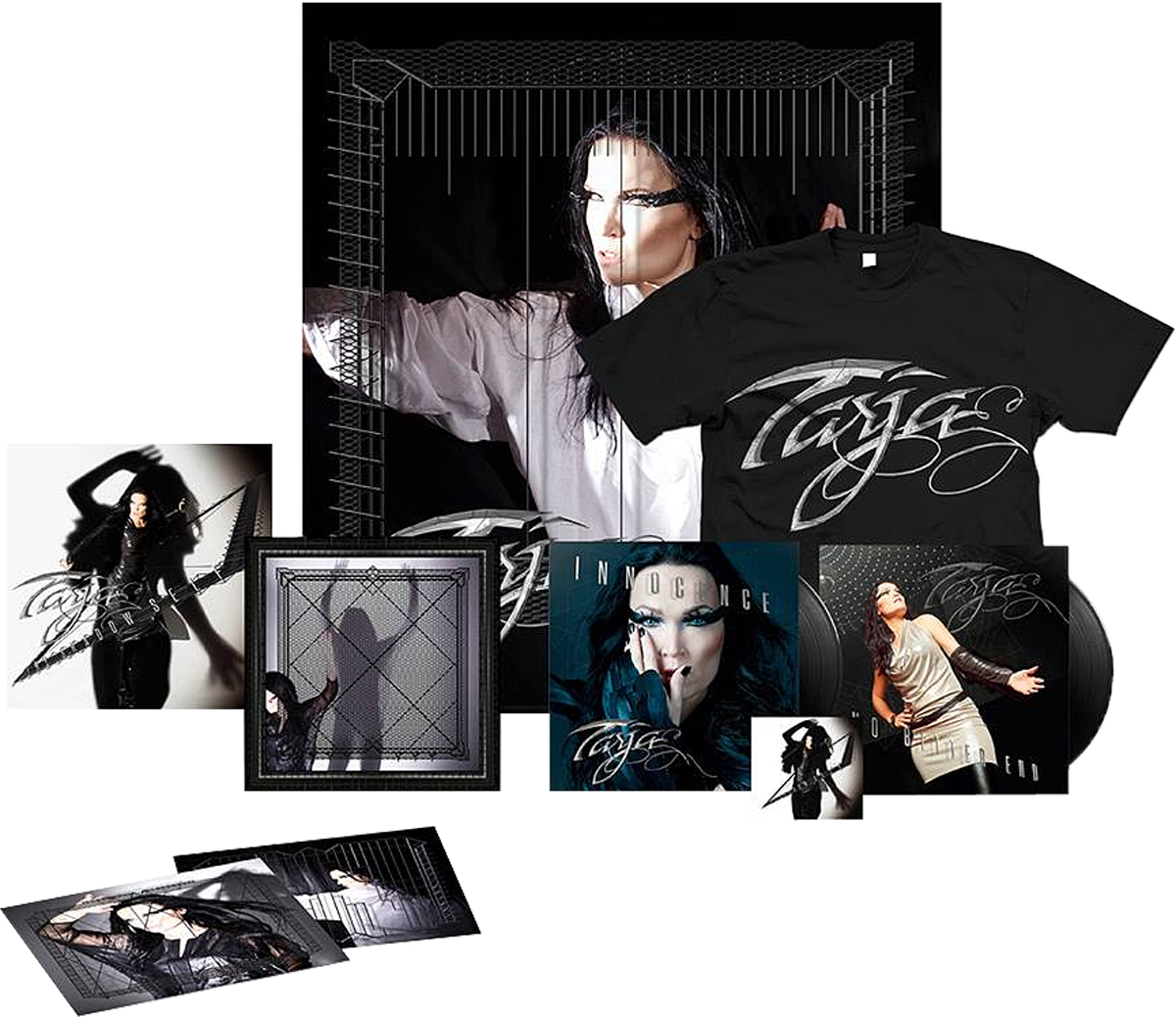 Тарья Турунен Tarja. The Shadow Self (3 CD + DVD + 2 LP) erotic fantasies in uniform 2 cd dvd