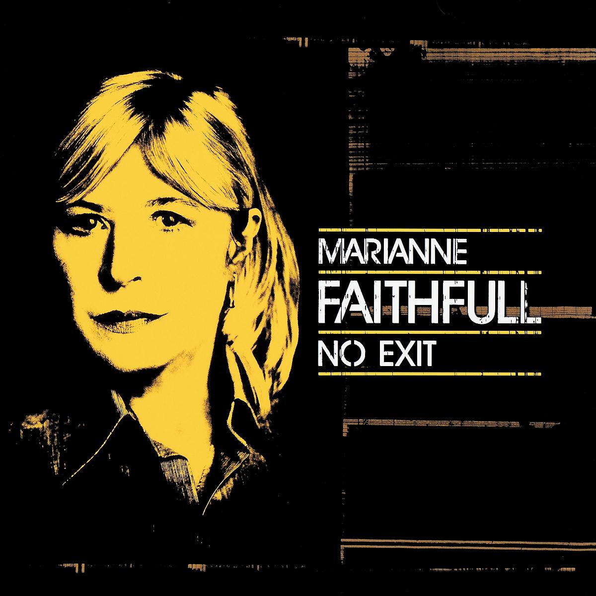 Мэриэнн Фэйтфулл Marianne Faithfull. No Exit (LP) marianne faithfull