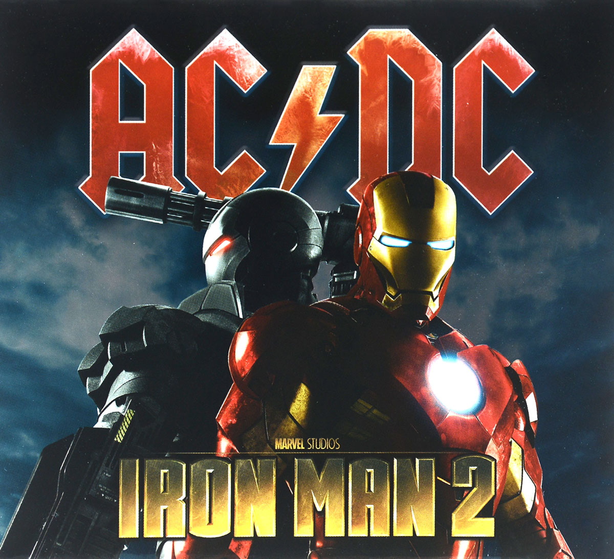AC/DC AC/DC. Iron Man 2. Original Motion Picture Soundtrack leonard cohen i m your man motion picture soundtrack