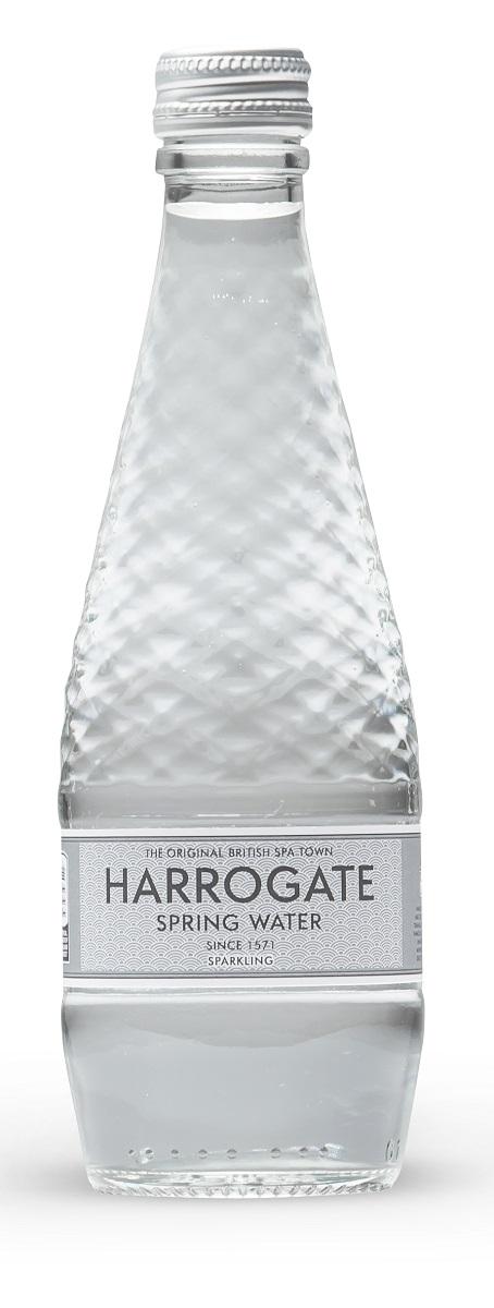 Harrogate вода минеральная газированная, 330 мл (стекло) рерих н жизнь вечная