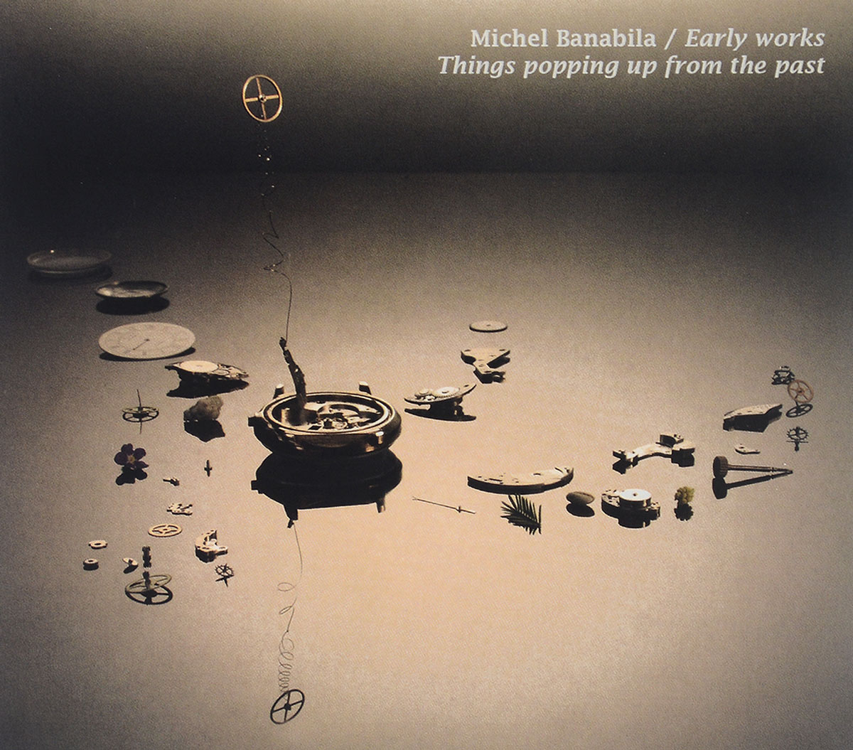 Michel Banabila. Early Works. Things Popping Up From The Past