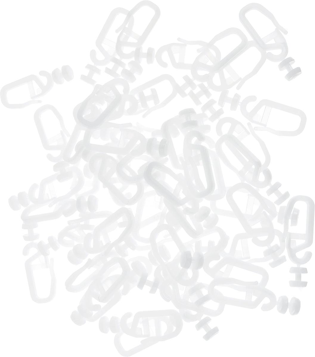 Крючок роликовый Эскар, для потолочной шины, 50 шт car styling refit accelerator oil footrest pedal plate clutch throttle brake treadle for bmw 5 5gt 6 7 series x3 x4 x5 x6 z4 lhd
