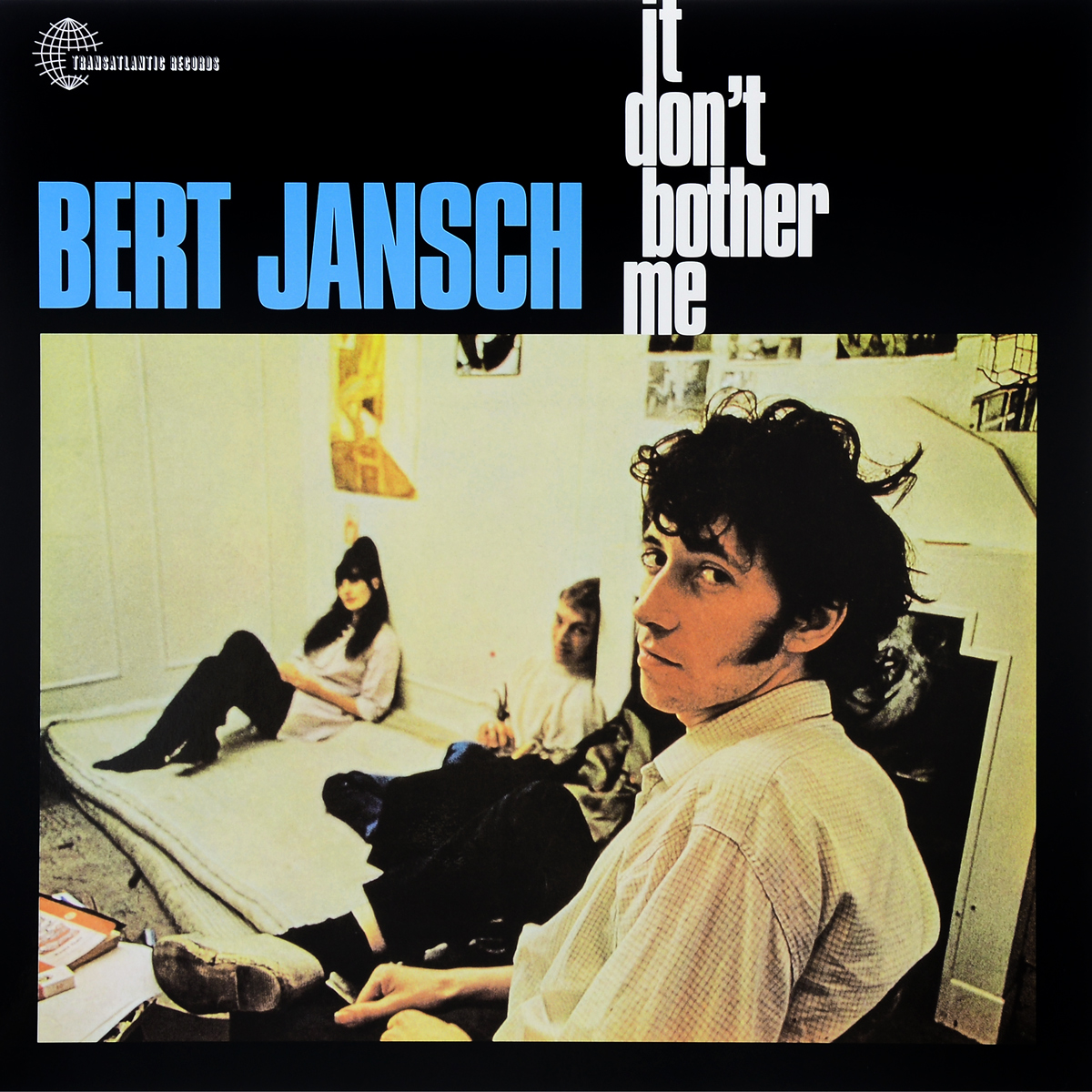 Берт Дженч Bert Jansch. It Don't Bother Me (LP) берт дженч bert jansch it don t bother me