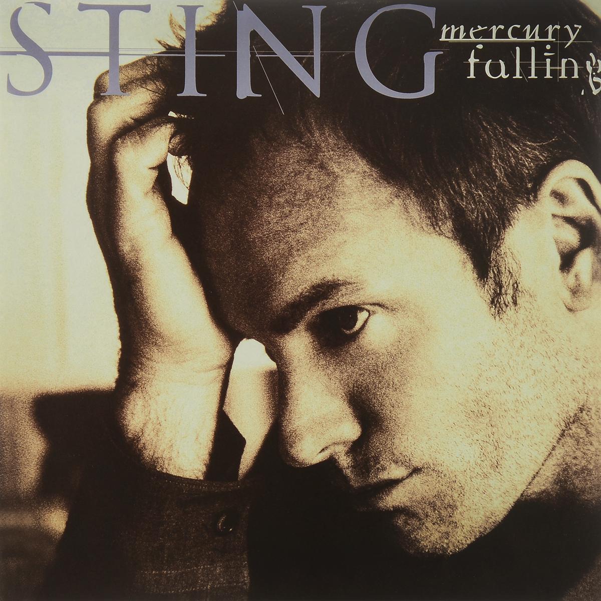 Стинг Sting. Mercury Falling (LP) цена