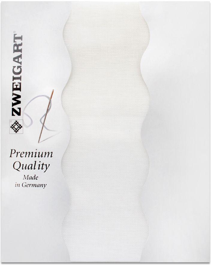 Канва для вышивания Zweigart Belfast 32, цвет: белый, 50 х 70 см. 3609/100 gary barlow belfast