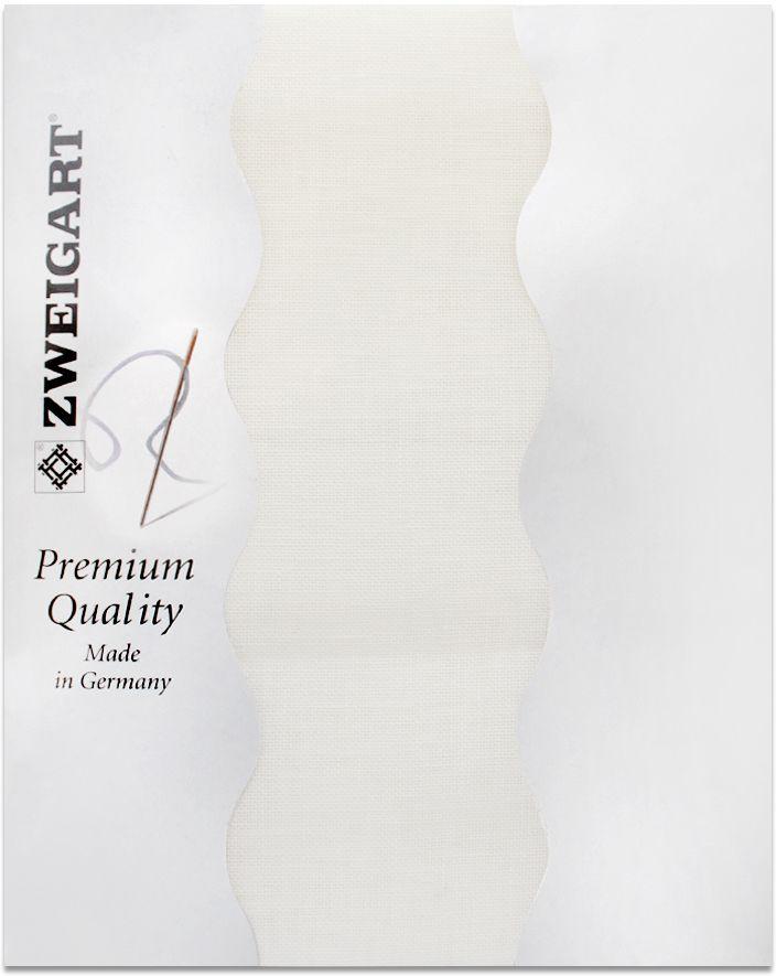 Канва для вышивания Zweigart Belfast 32, цвет: молочный, 50 х 70 см. 3609/101 gary barlow belfast