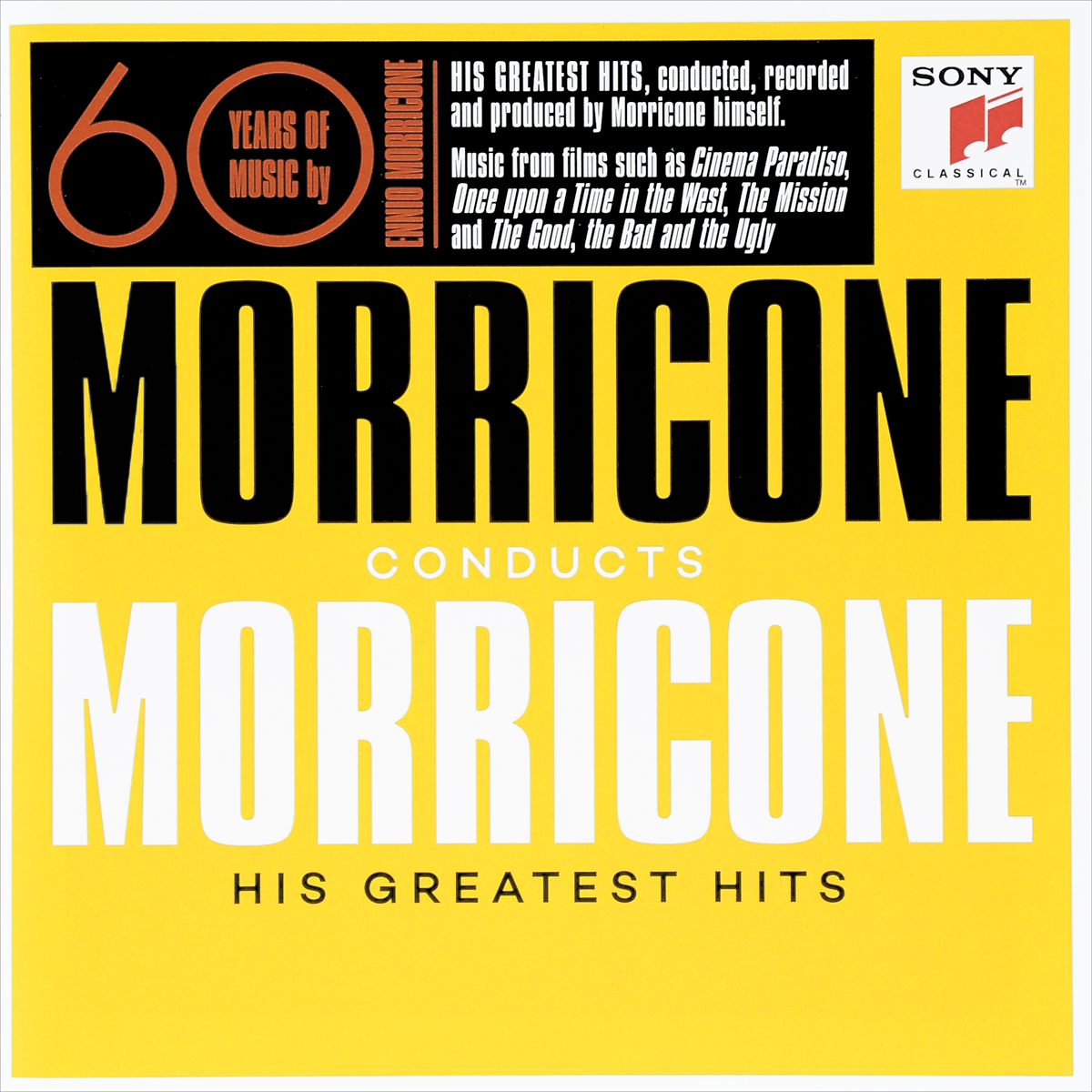 Эннио Морриконе Ennio Morricone. His Greatest Hits эннио морриконе ennio morricone morricone 60 years of music