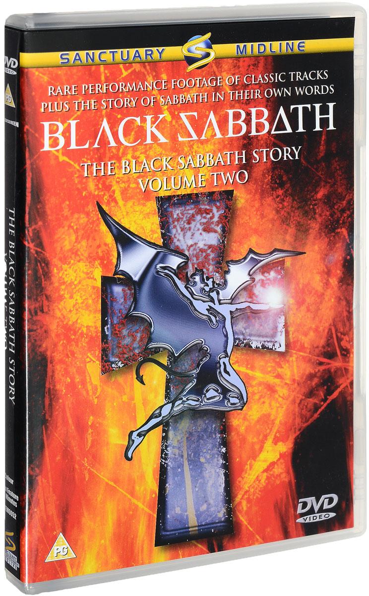 Black Sabbath: The Black Sabbath: Story Volume Two andrews silas milton the sabbath at home