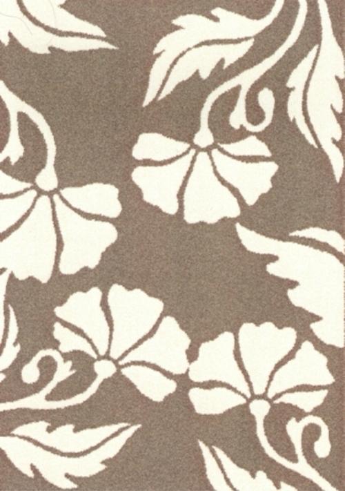 Ковер Oriental Weavers Варшава, цвет: светло-коричневый, 100 х 150 см. 16437 ковер oriental weavers дaзл цвет зеленый 100 х 150 см 663 к