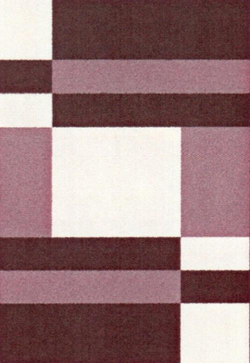 Ковер Oriental Weavers Транс, цвет: розовый, 80 х 140 см. 16744 ковер oriental weavers дaзл цвет зеленый 100 х 150 см 663 к