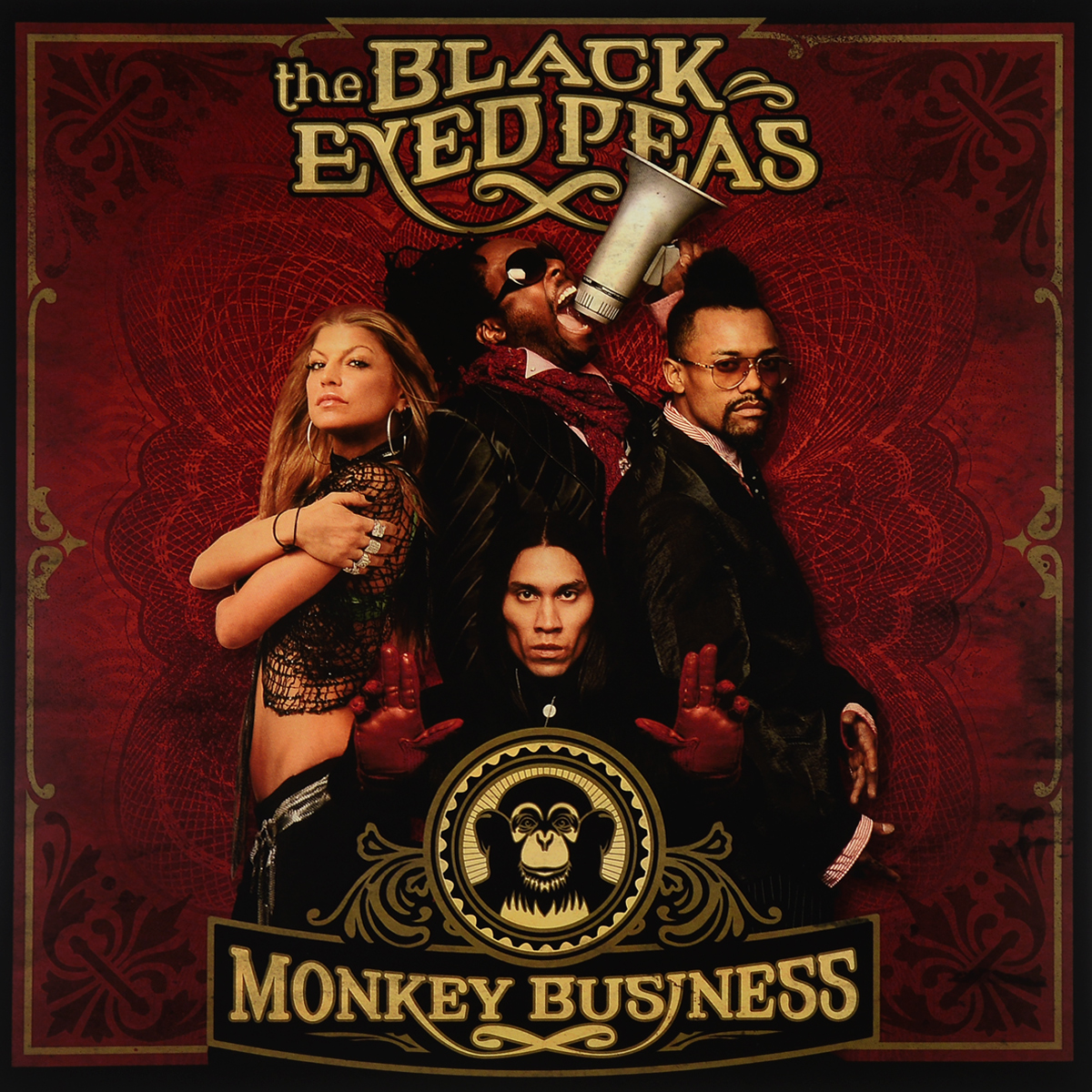 The Black Eyed Peas Black Eyed Peas. The Monkey Business (2 LP) black eyed peas amsterdam